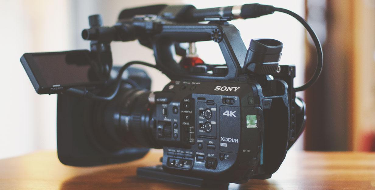 Sharp Films | Exeter based video production