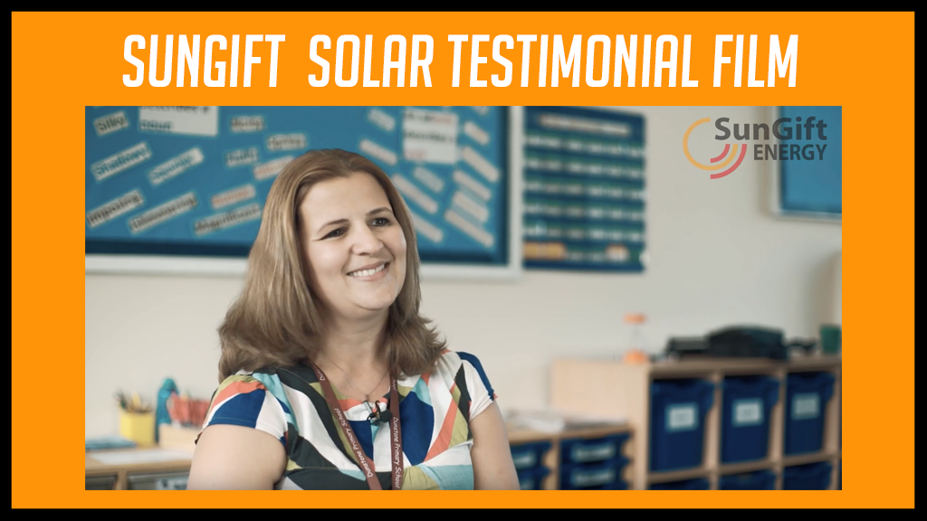 SunGift Solar Testimonial Film