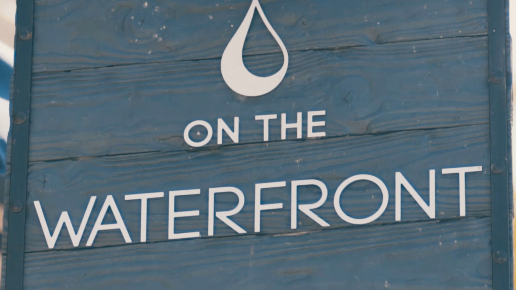 On The Waterfront Promotional Film | 4k Filming Services Exeter