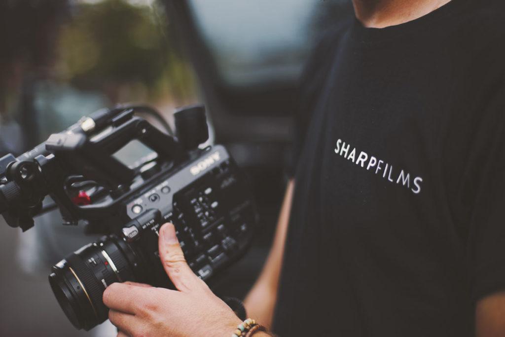 Sharp Films Exeter | video production services Devon